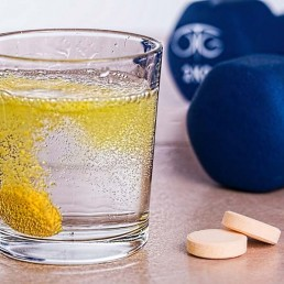 kg-pharma Applikationen Brausetabletten-Produktion